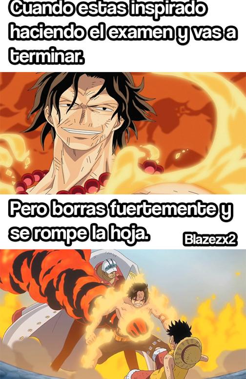 Ace :(. - meme