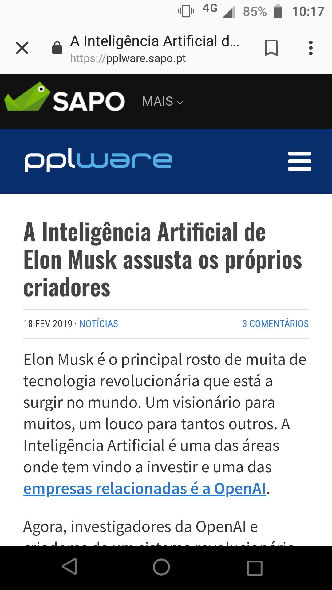 Elon Musk é um robo? - meme
