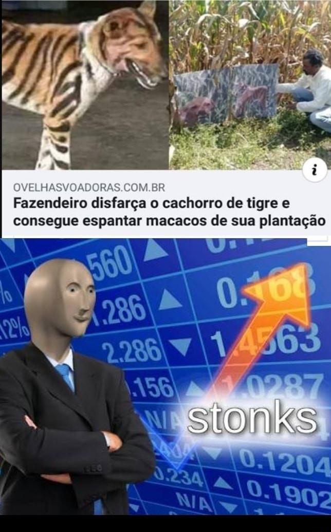 Stonks! - meme