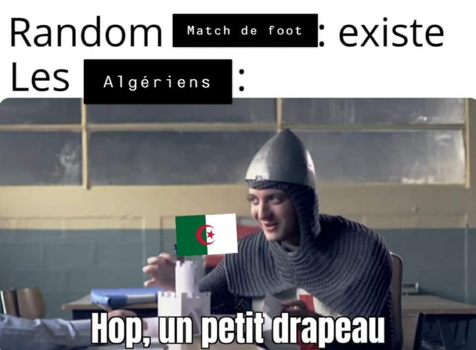 Les croisades - meme