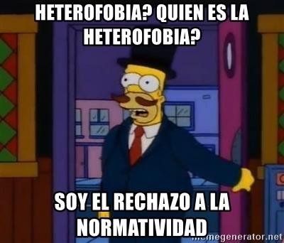 heterofobia? Heterofobia? :sir: - meme