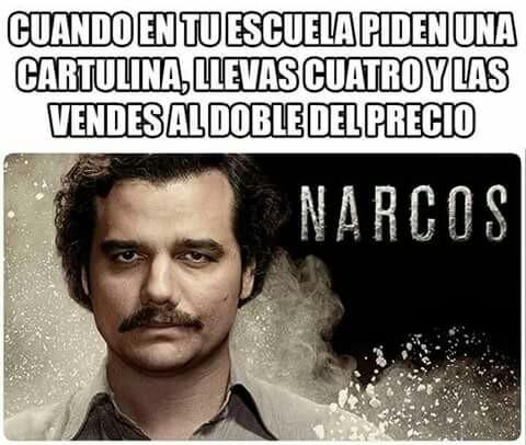 Narcos #^_^# - meme