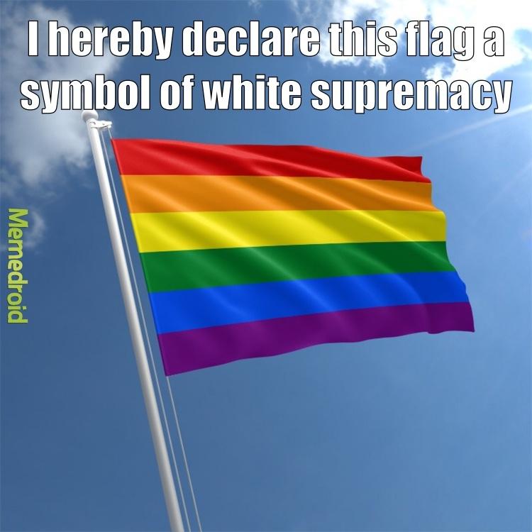 colored supremacy - meme