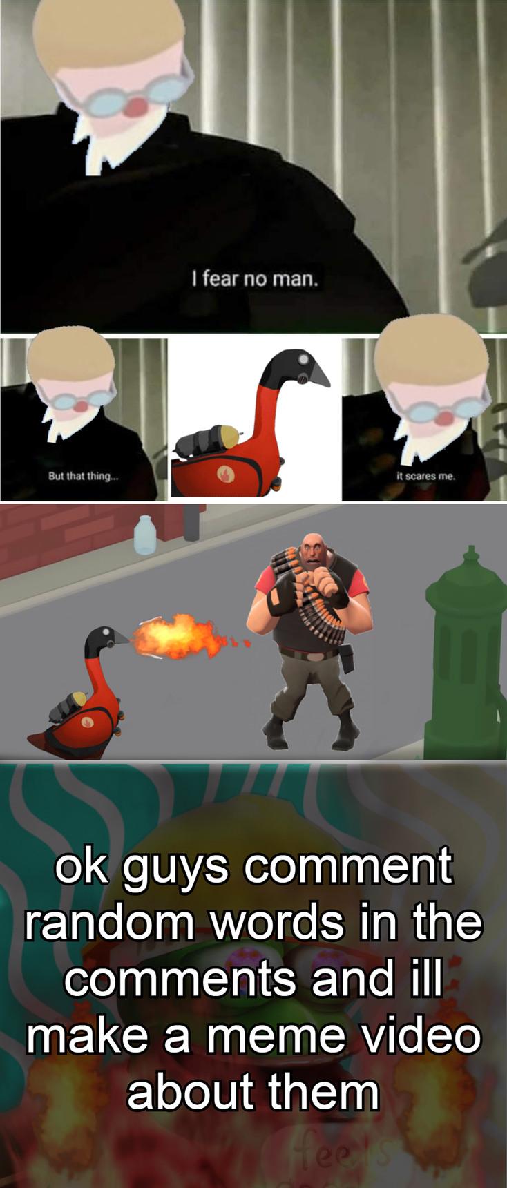 untitled pyro game - meme