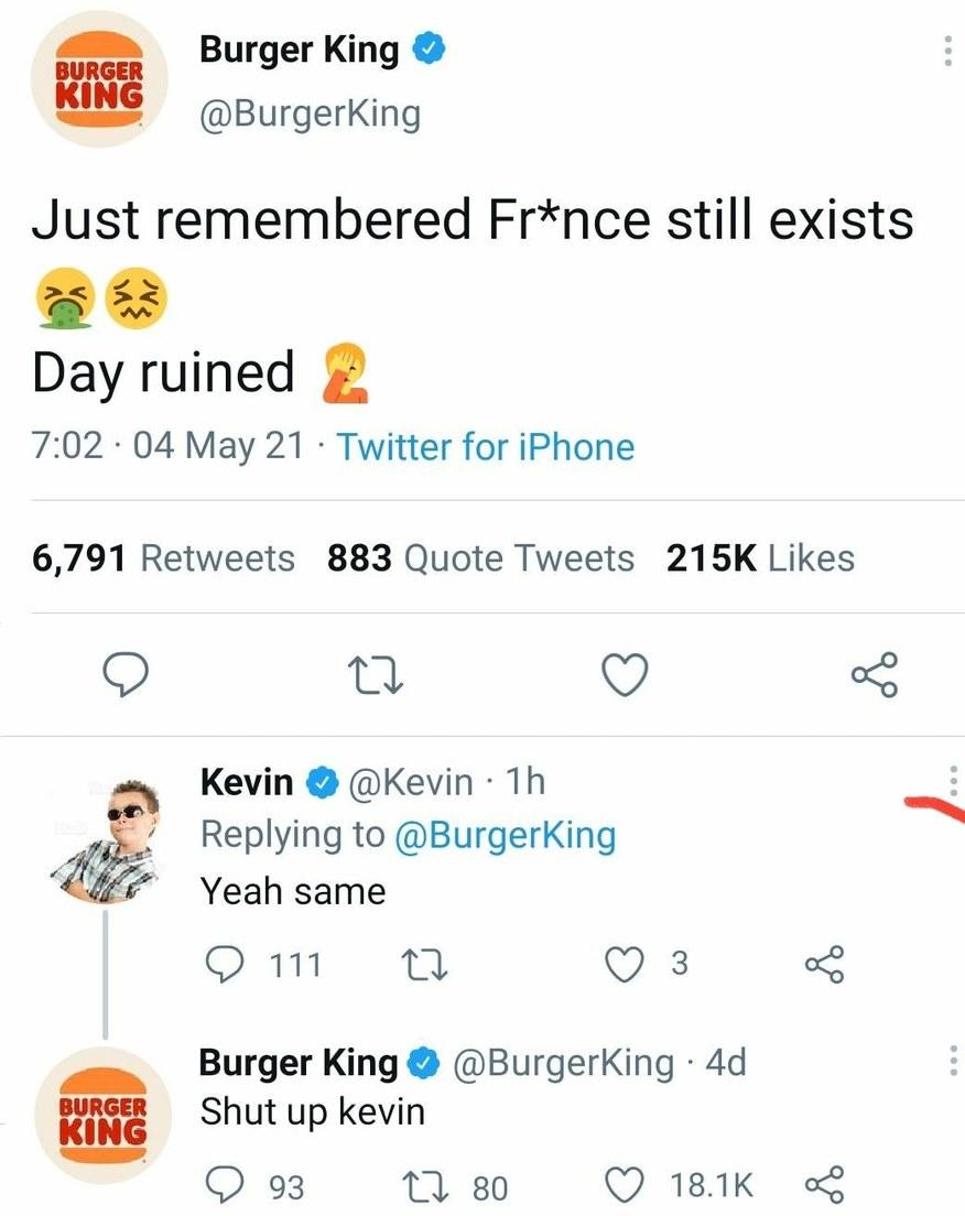 Goddammit Kevin - meme