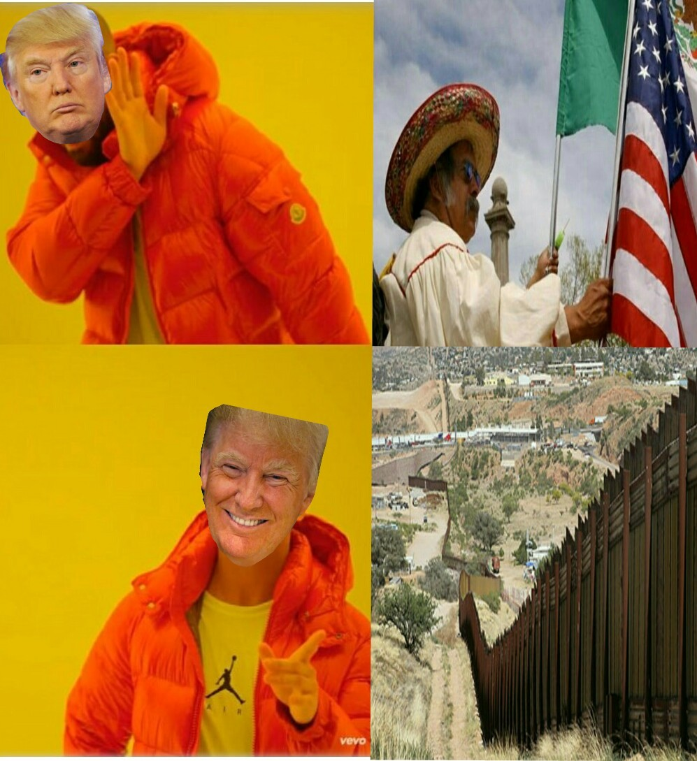 Trump el mas troll - meme