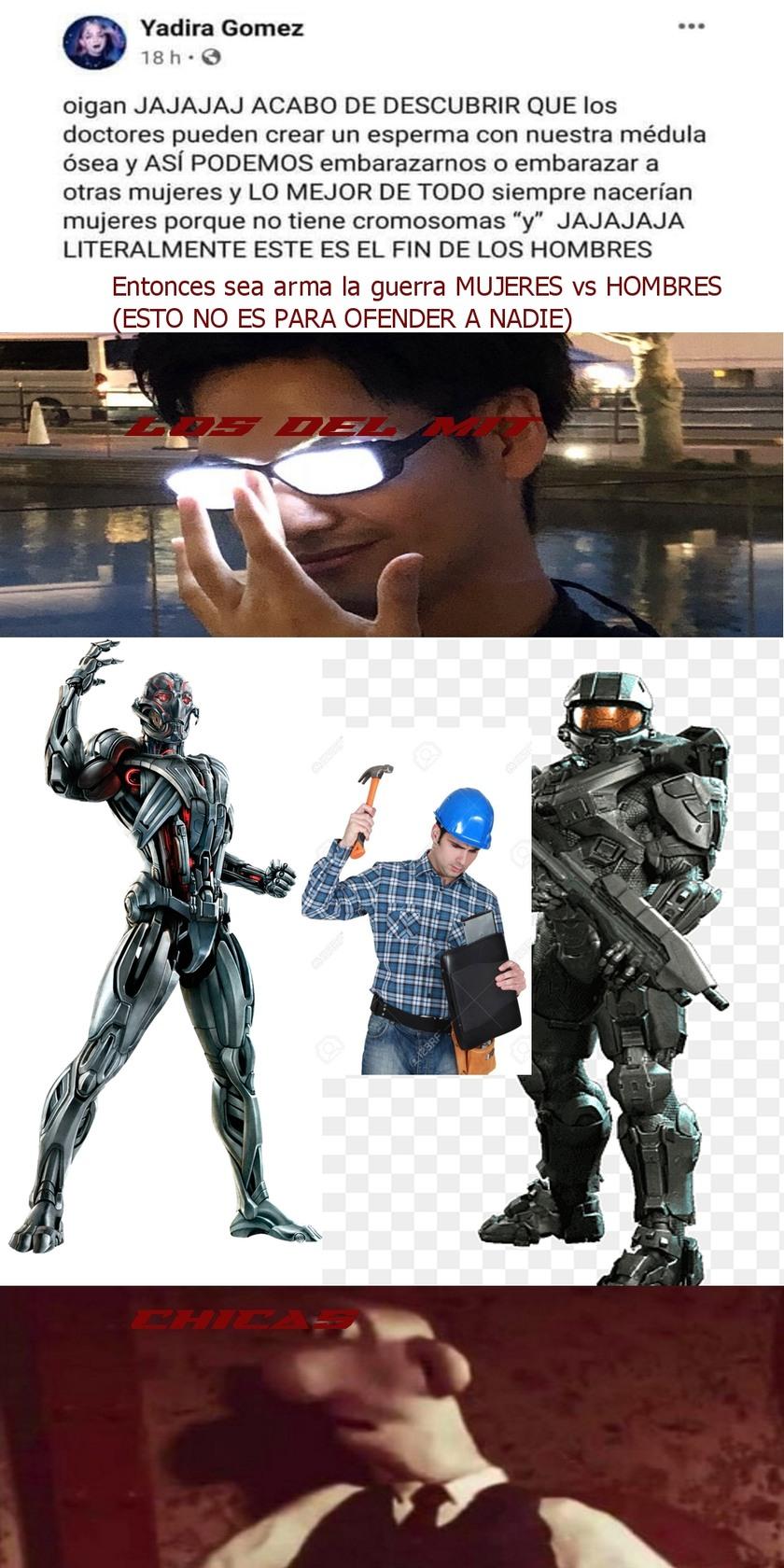 SE METIERON CON OTAKUS I GAMERS :V - meme