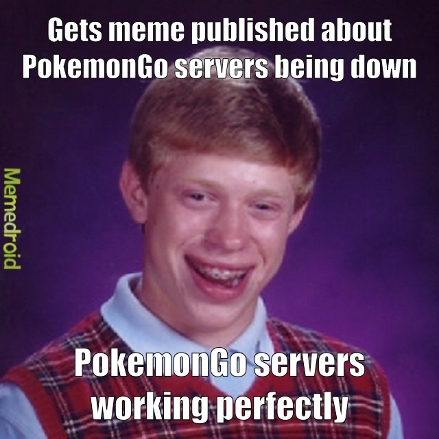 Bad Luck Ash - meme