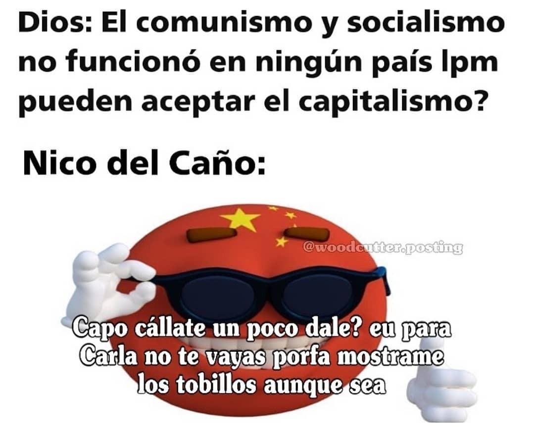 NICO DEL CAÑO - meme