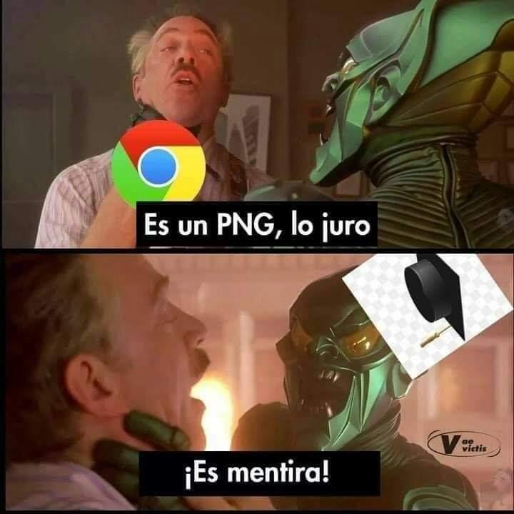 Lo juro - meme