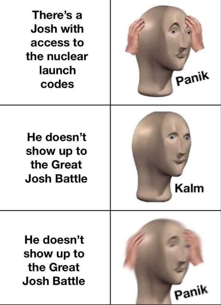 everywhere go boooom - meme