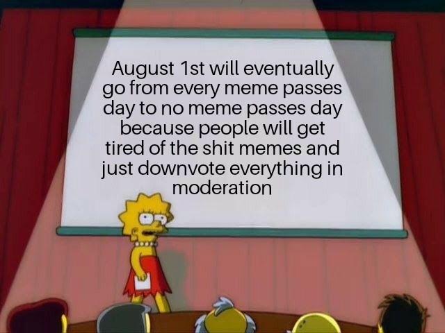 I feel like others already do this - meme