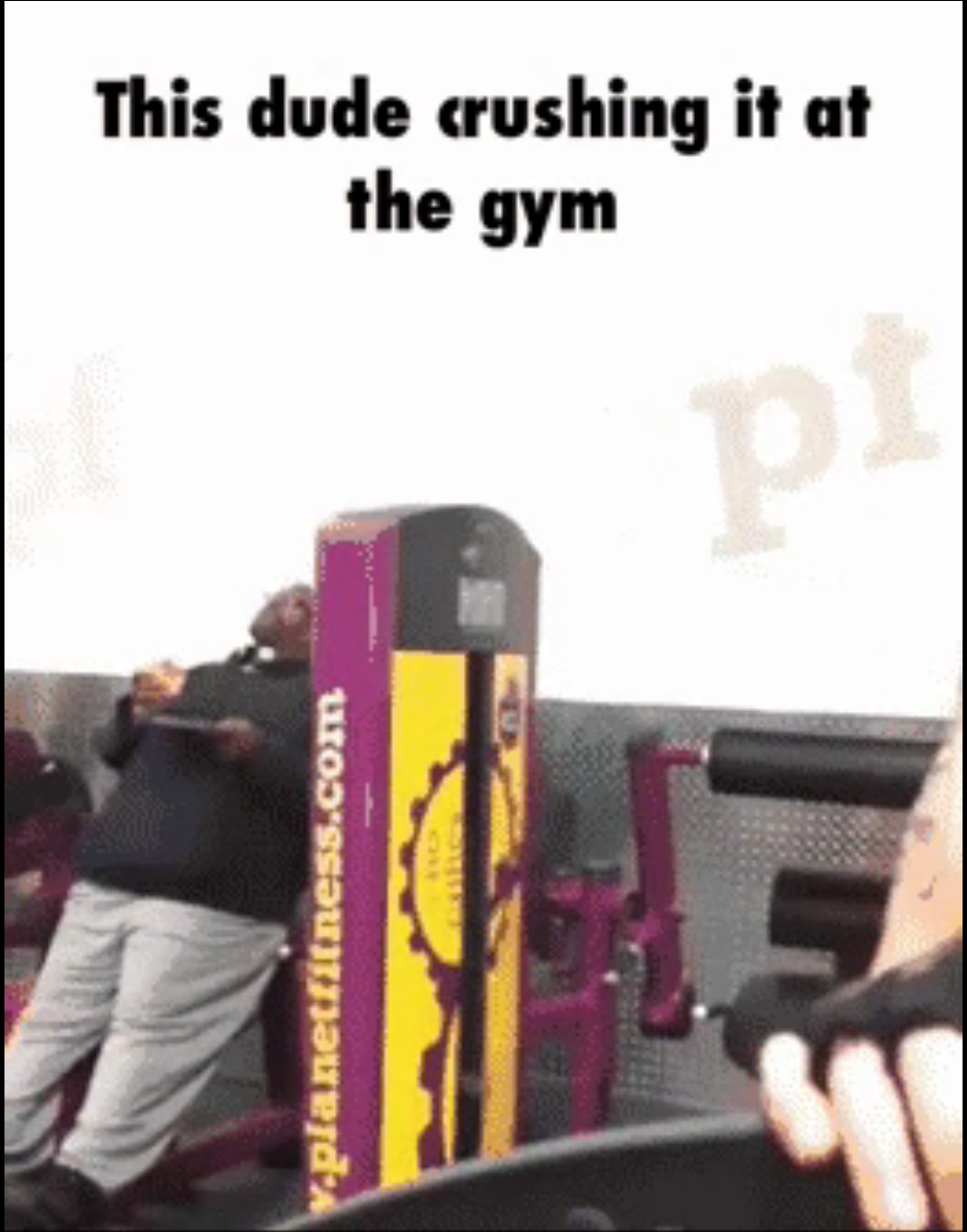 My kind of workout - meme