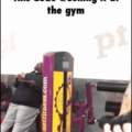 My kind of workout