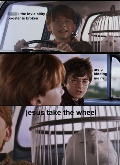 Harry .... - meme