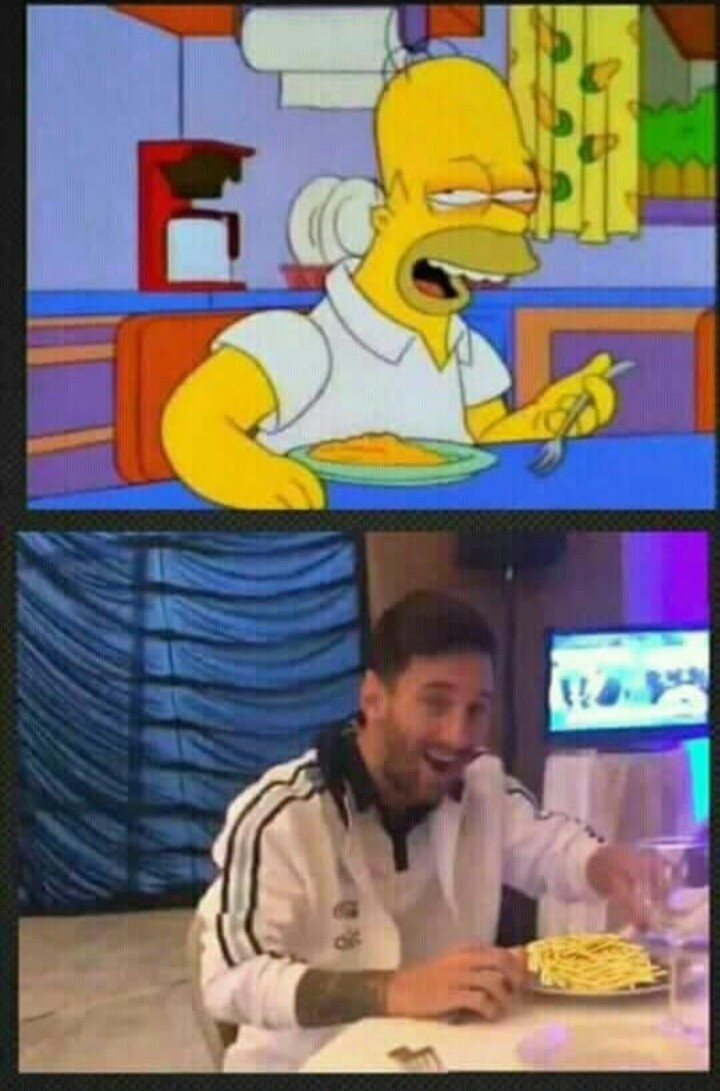 Ste messi - meme