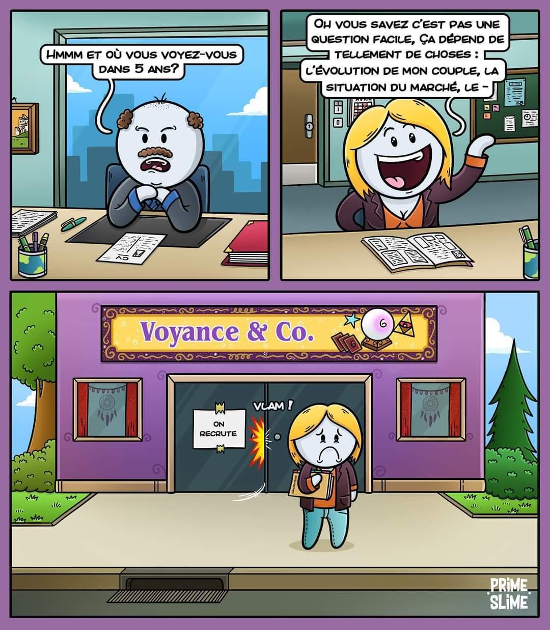 Vision à long terme #147prime slime - meme