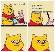diablos piglet - meme