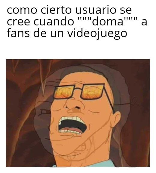 """Un usuario muy """"original"""" - meme"""