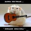 Rato da coca