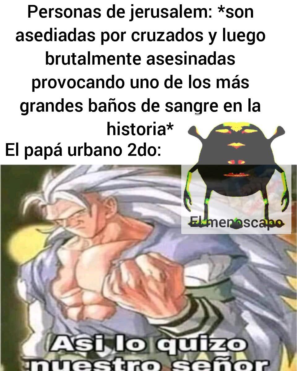 Deus vault - meme