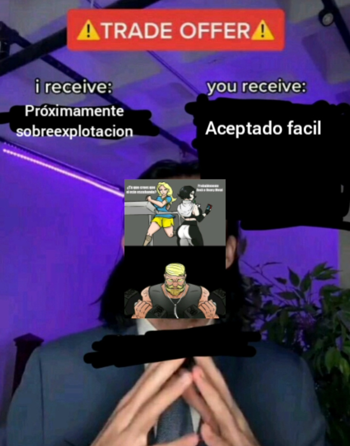 Voy a predecir el futuro - meme