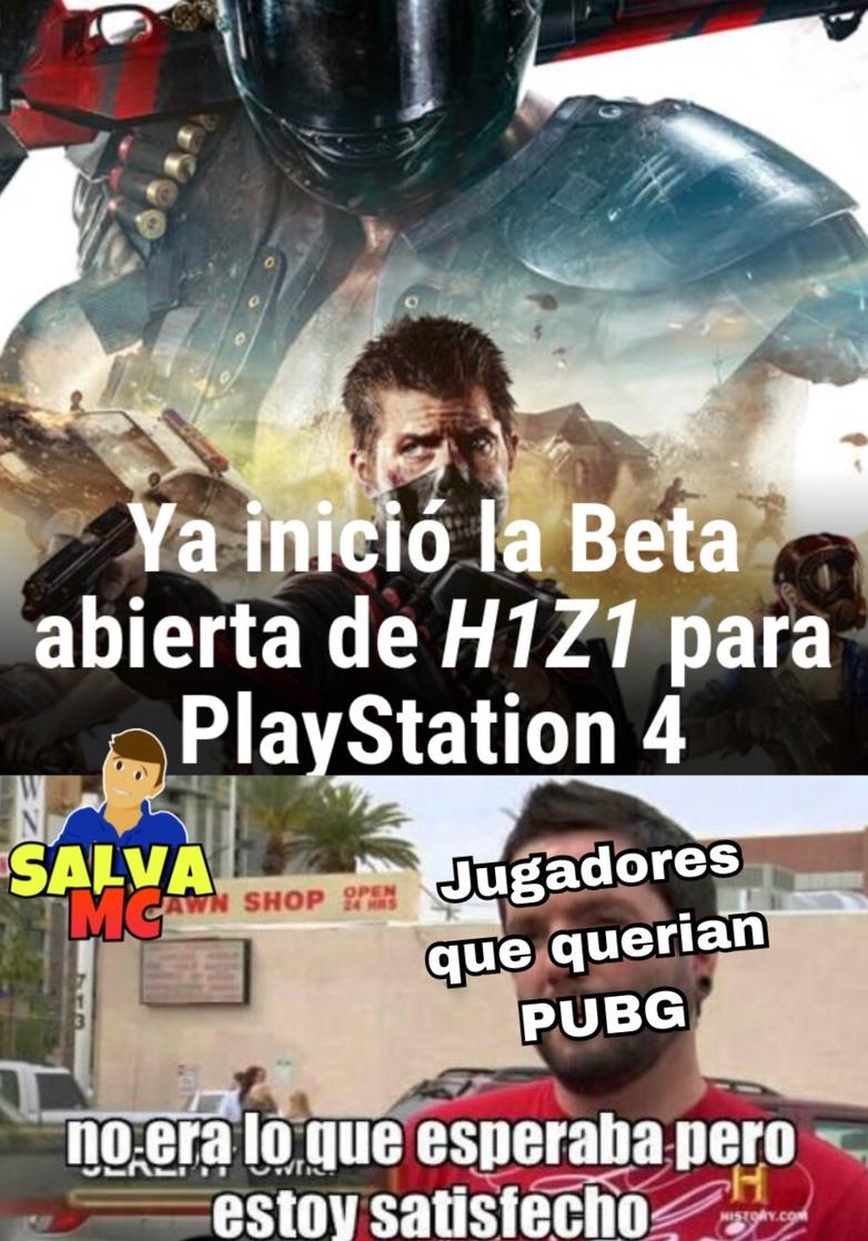 H1Z1 - meme