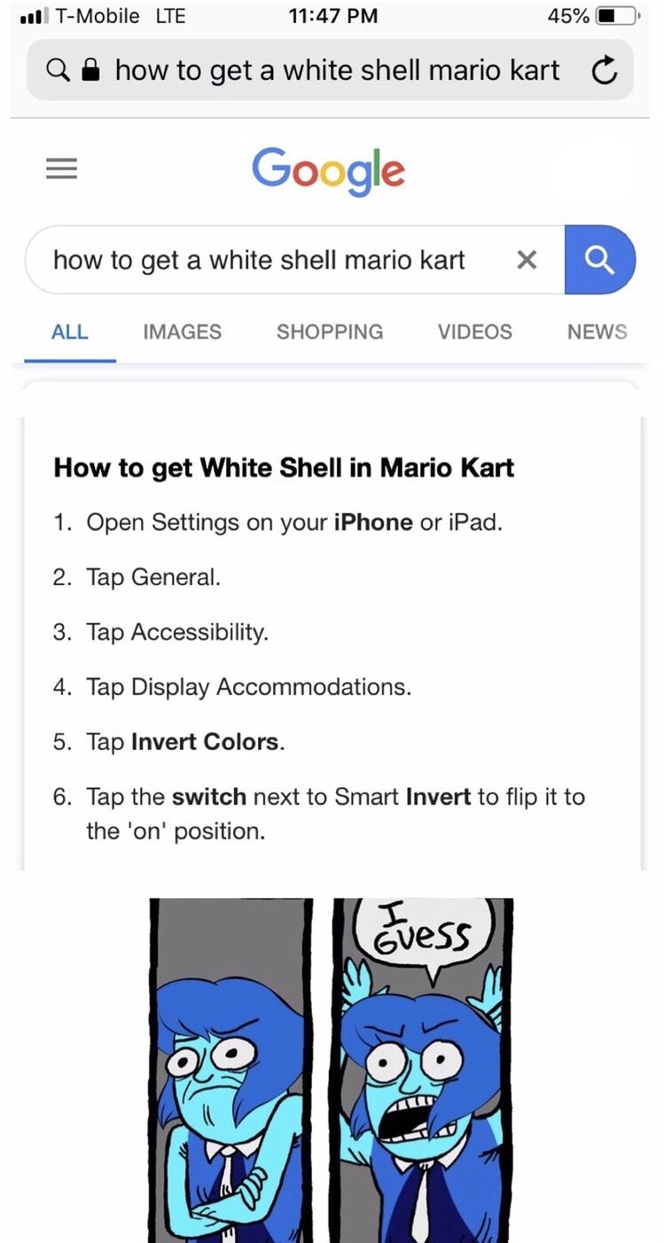 lol ok google - meme