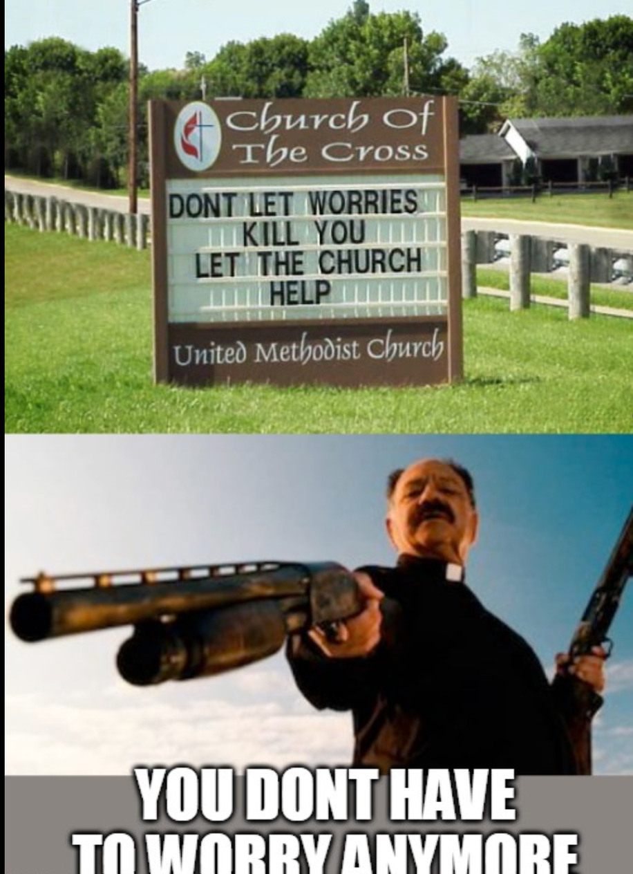 Church - meme