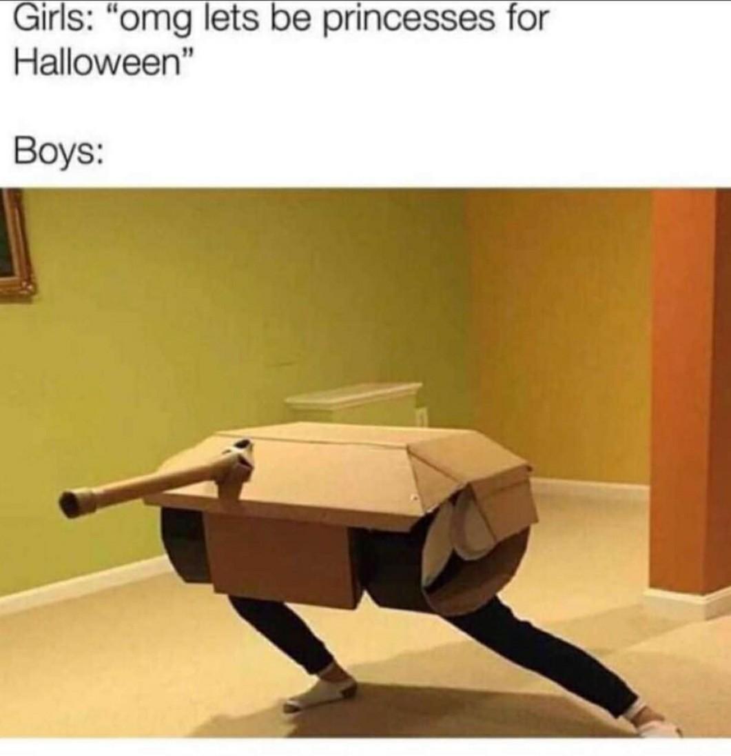 *War music plays* - meme