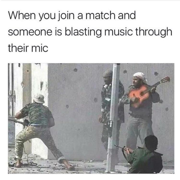 Online games - meme