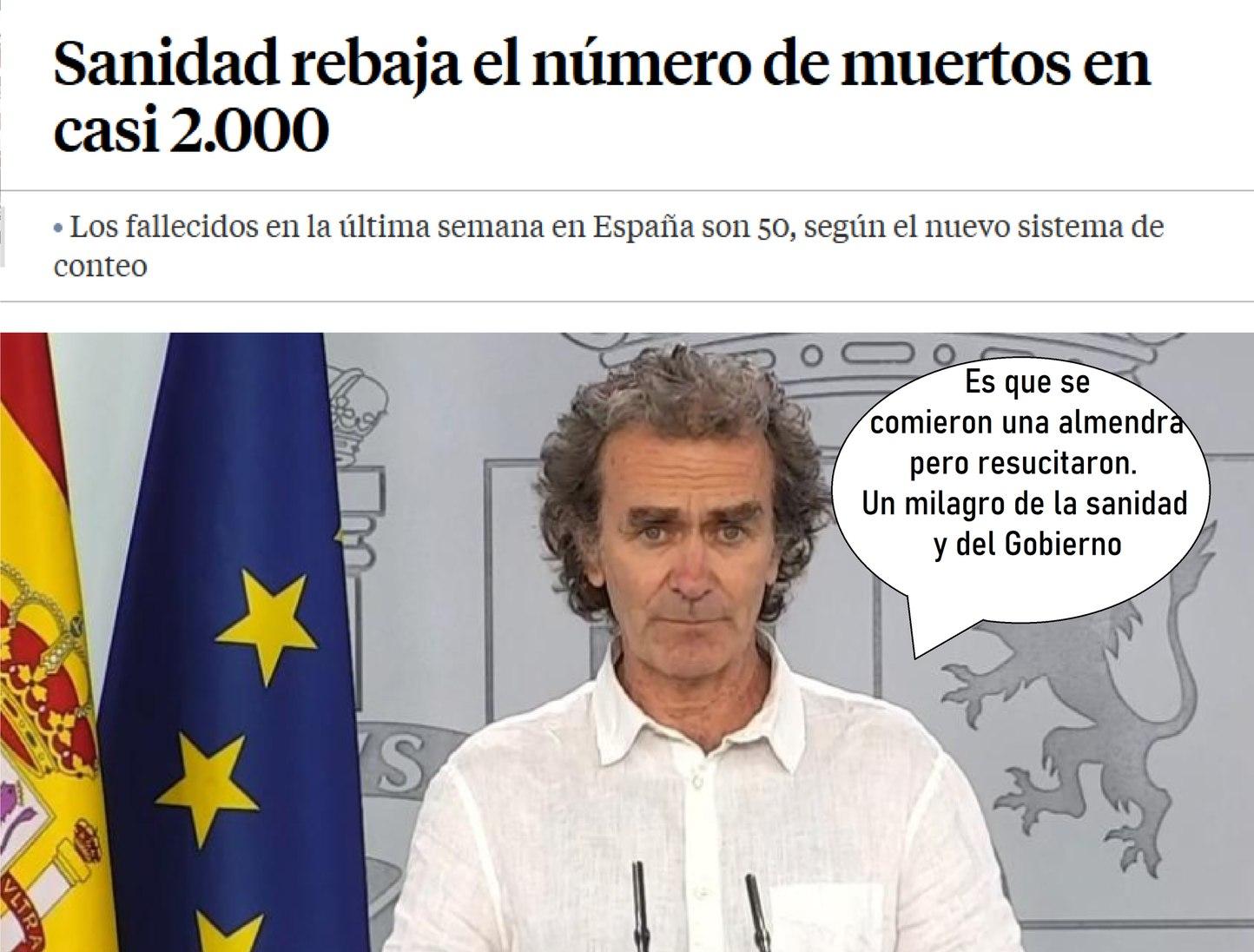 2000 resucitados - meme