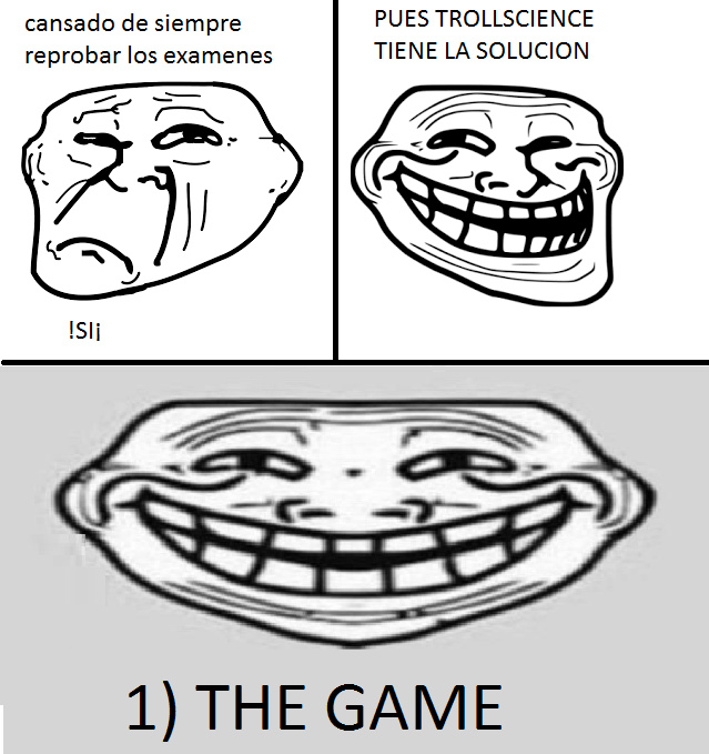 THE GAME - meme