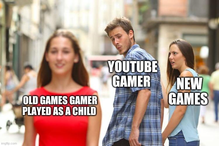 youtube gamer - meme
