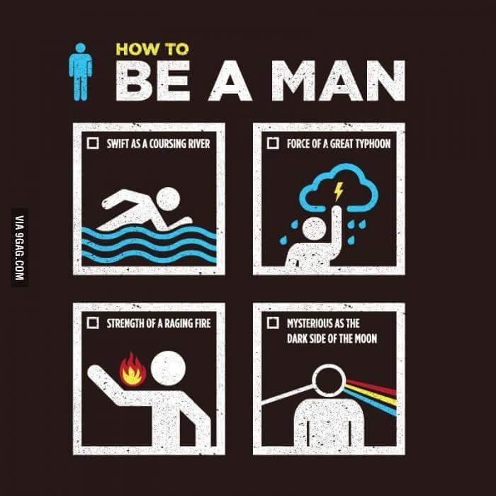 Make a man out of you - meme