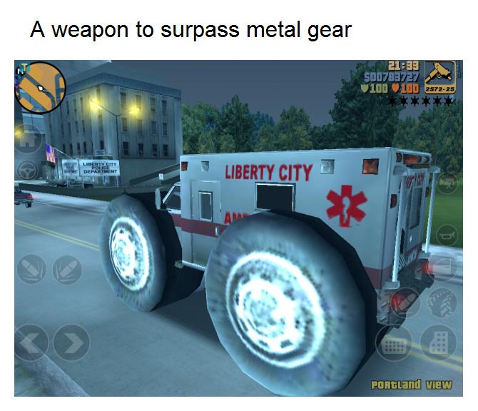 Metal gear - meme