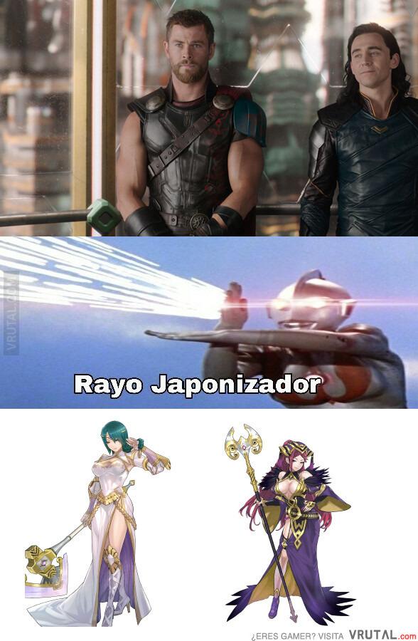 Japón es Rule 34 - meme