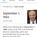 OUR BOY TURNED 69!!!