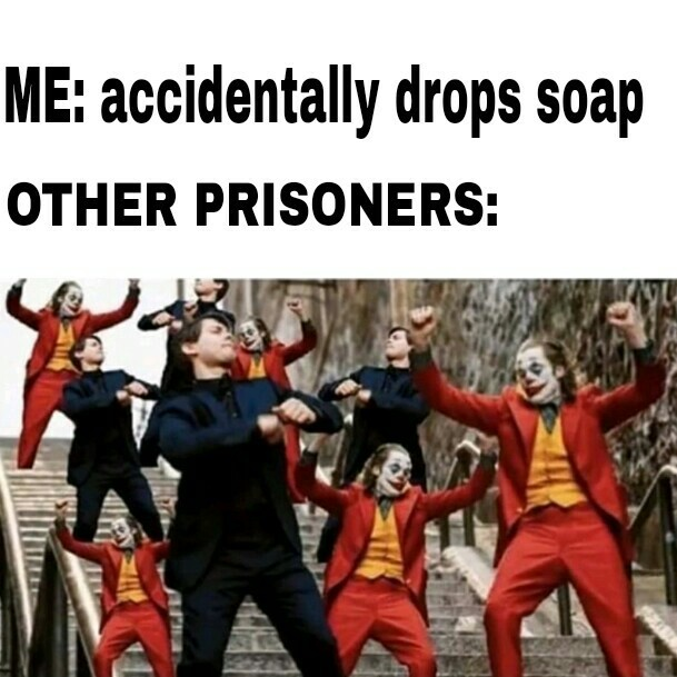 Jail - meme