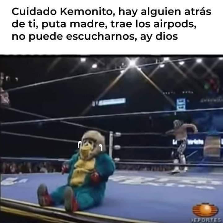 pobre chaparro - meme