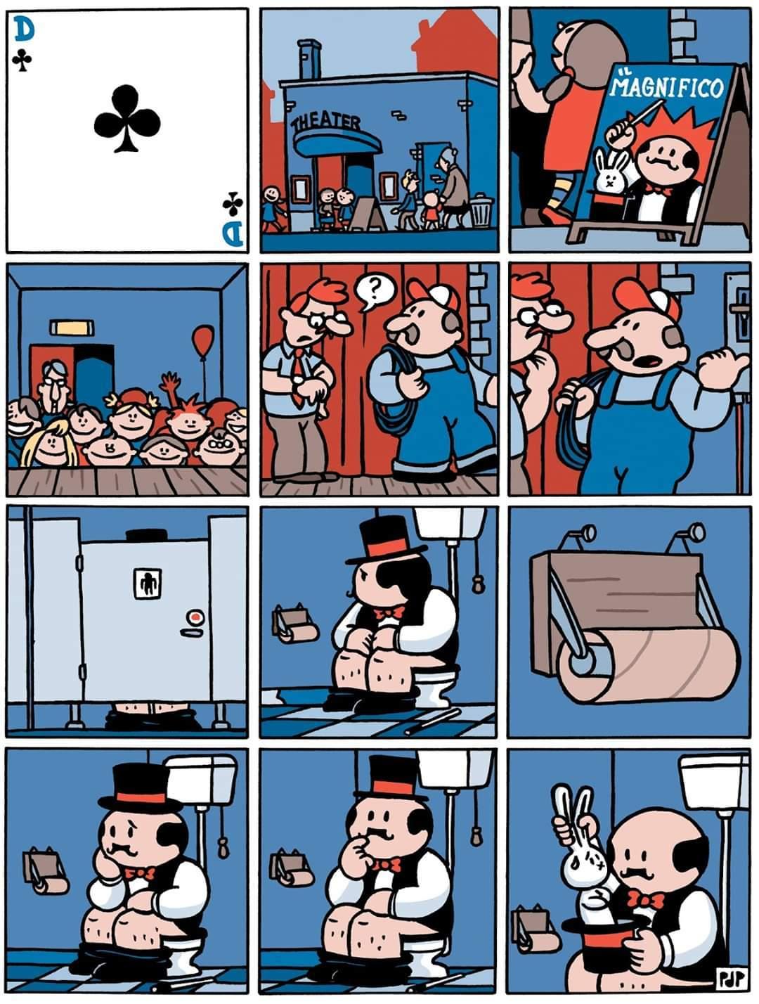Dickie comics - meme