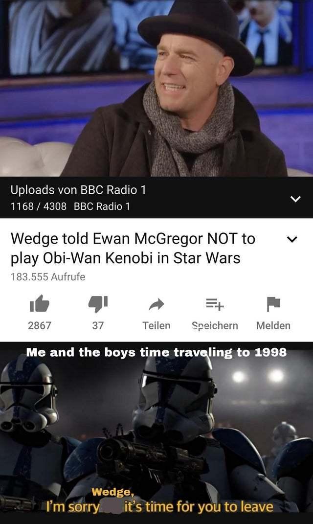 Ewan McGregor - meme