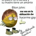 Elton John se hace gay