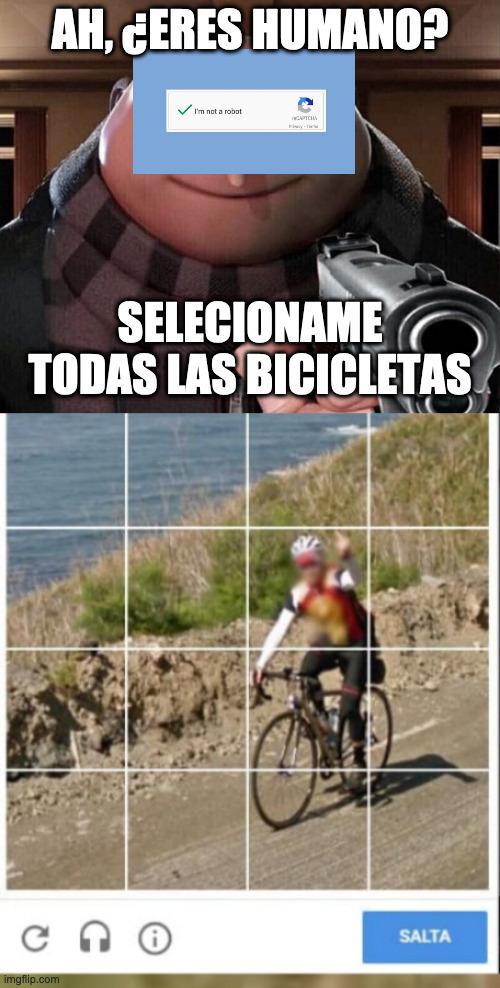 El kaptcha - meme