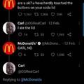 Twitter is something else