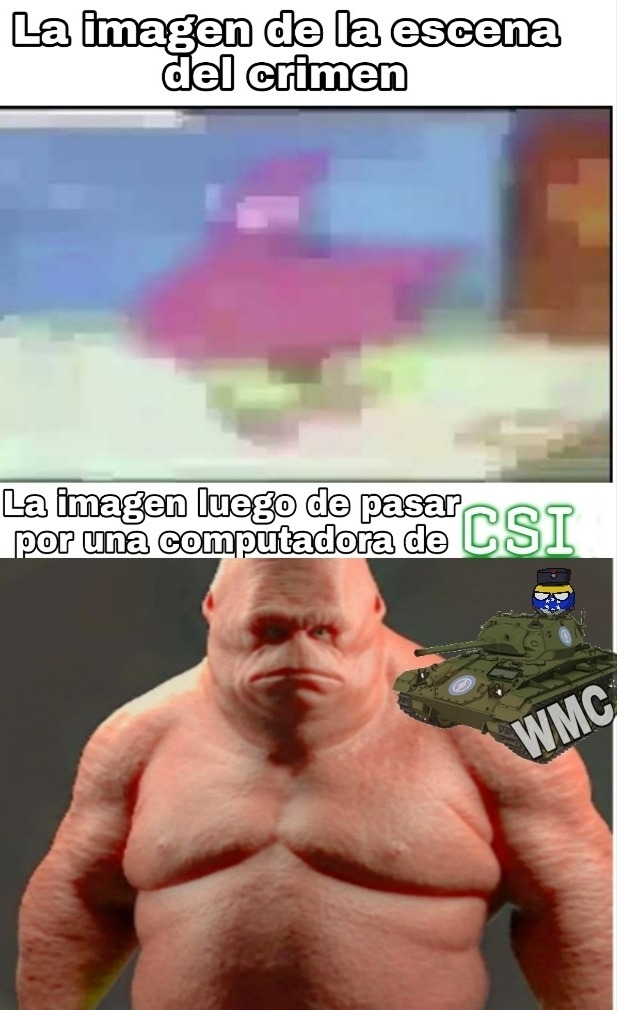 Realismo - meme