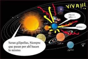 El planeta mas subnormal :v - meme