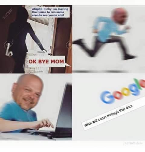 Hi, I'm Rick Harrison - meme