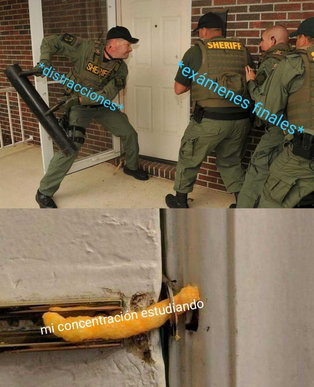 Intentando publicar un meme después de 4 meses de inactividad, sean buenos :'3