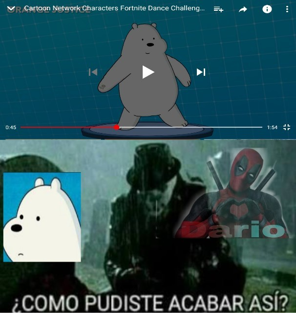 Polar - meme
